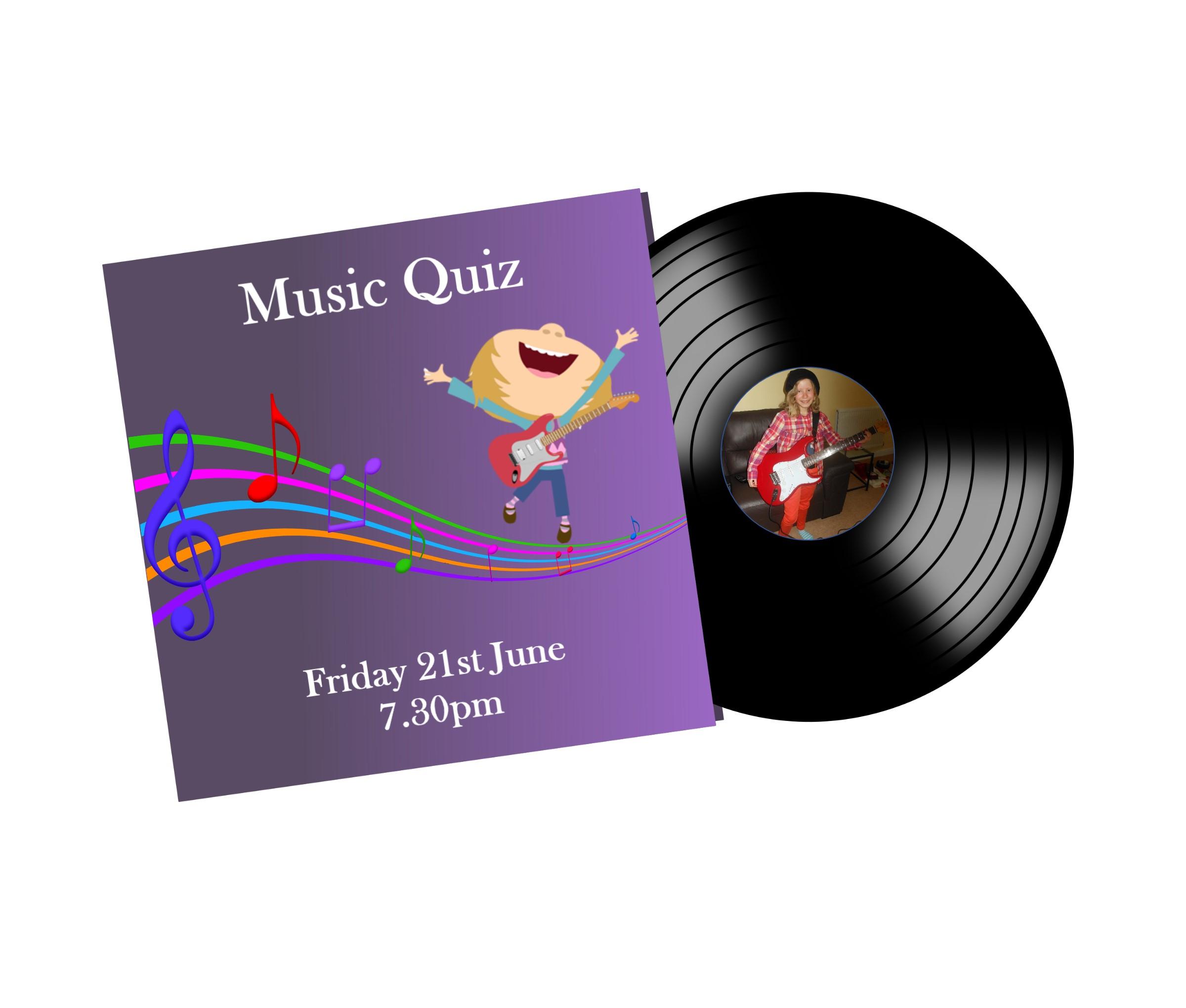 Music Quiz - Jess Grant Celebration